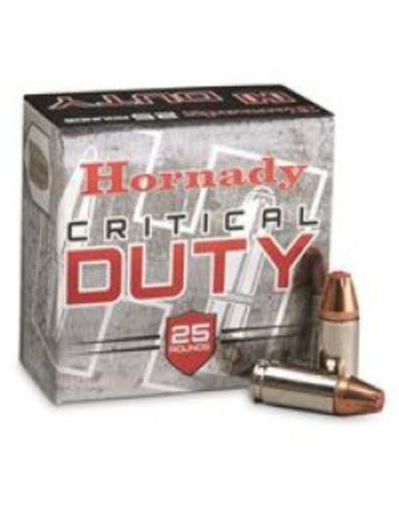 Hornady 9MM 135GR CRT DUTY 25/250