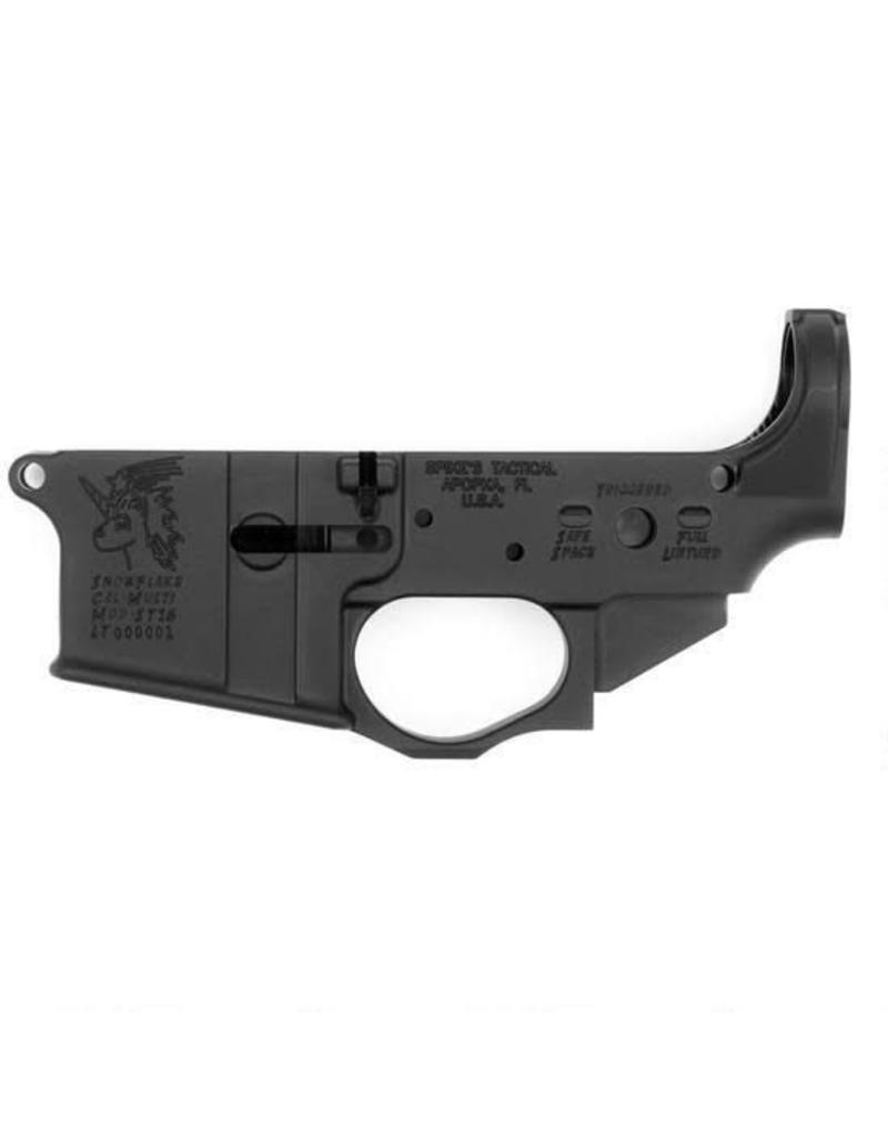 Spike's Tactical Lower Receiver Snowflake