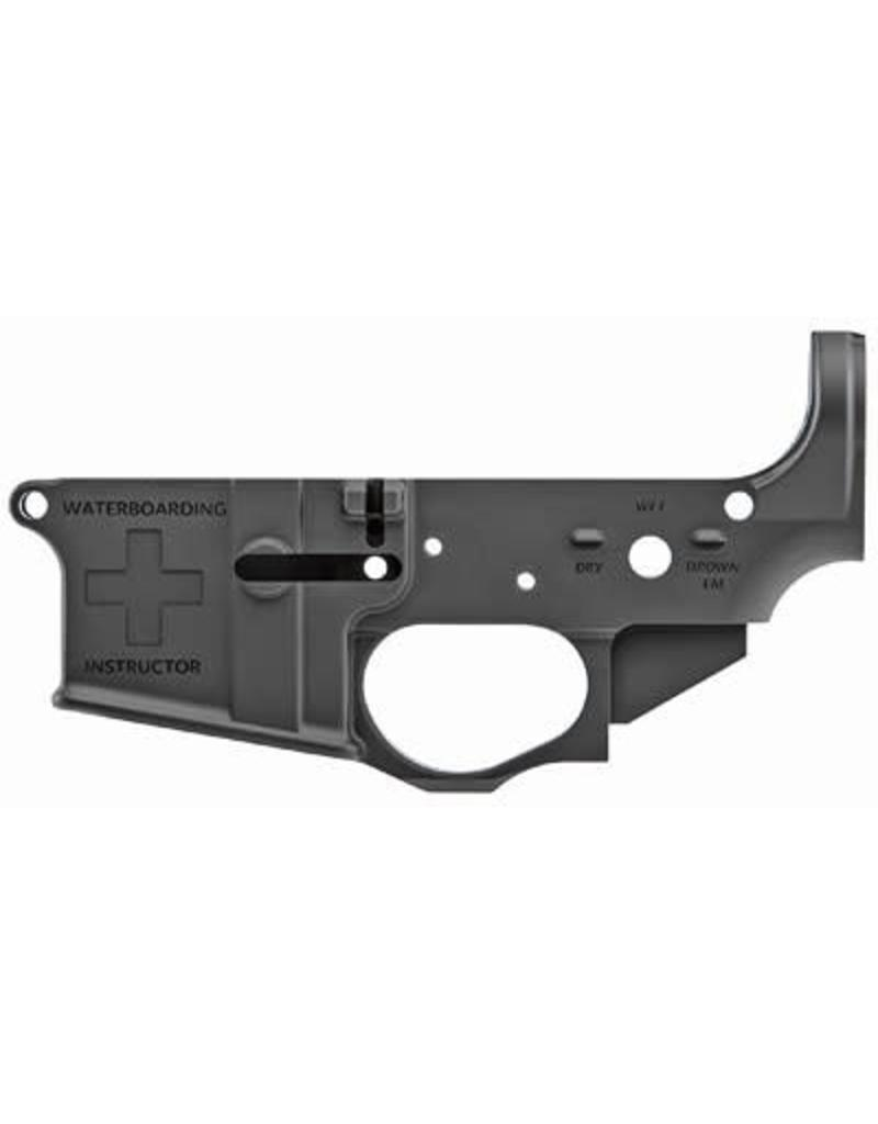 Spike's Tactical Lower Receiver Waterboarding