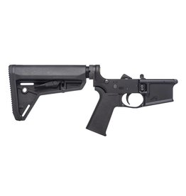 Aero Precision AR15 Complete Lower Receiver w/ MOE SL® Grip & SL Carbine Stock