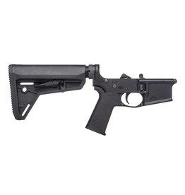Aero Precision AR15 Complete Lower Receiver w/ MOE SL® Grip & SL Carbine Stock