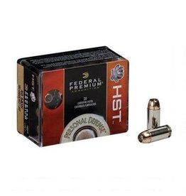 Federal Cartridge HST 9mm 124GR