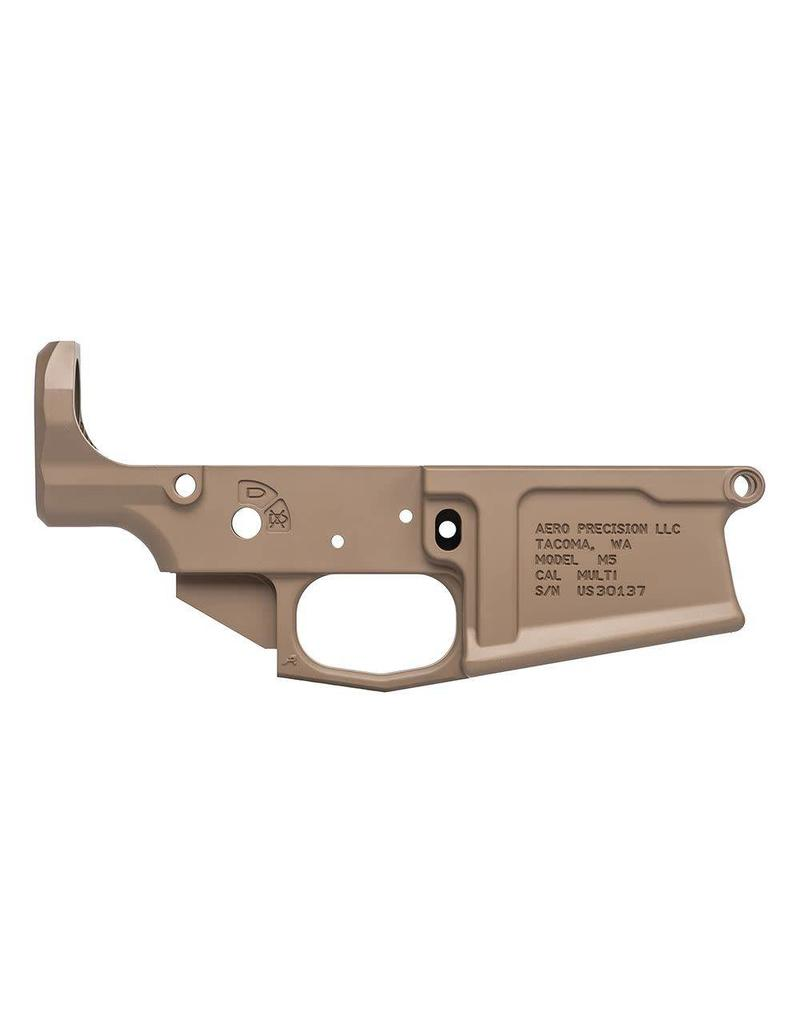Aero Precision M5E1 Lower Receiver FDE