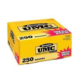 Remington UMC 9mm 115Gr 250rd Pack