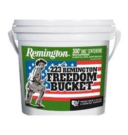 Remington 55gr .223 Freedom Bucket 300rds