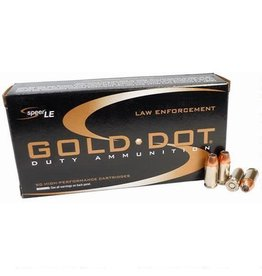Speer Gold Dot 9mm 124GR +P 50rds