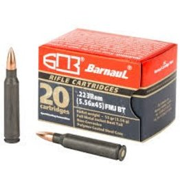 Barnaul .55GR .225 Polymer Coated Steel Case 20rds