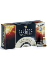 Federal Law Enforcement 9mm 124 Grain +P HST JHP