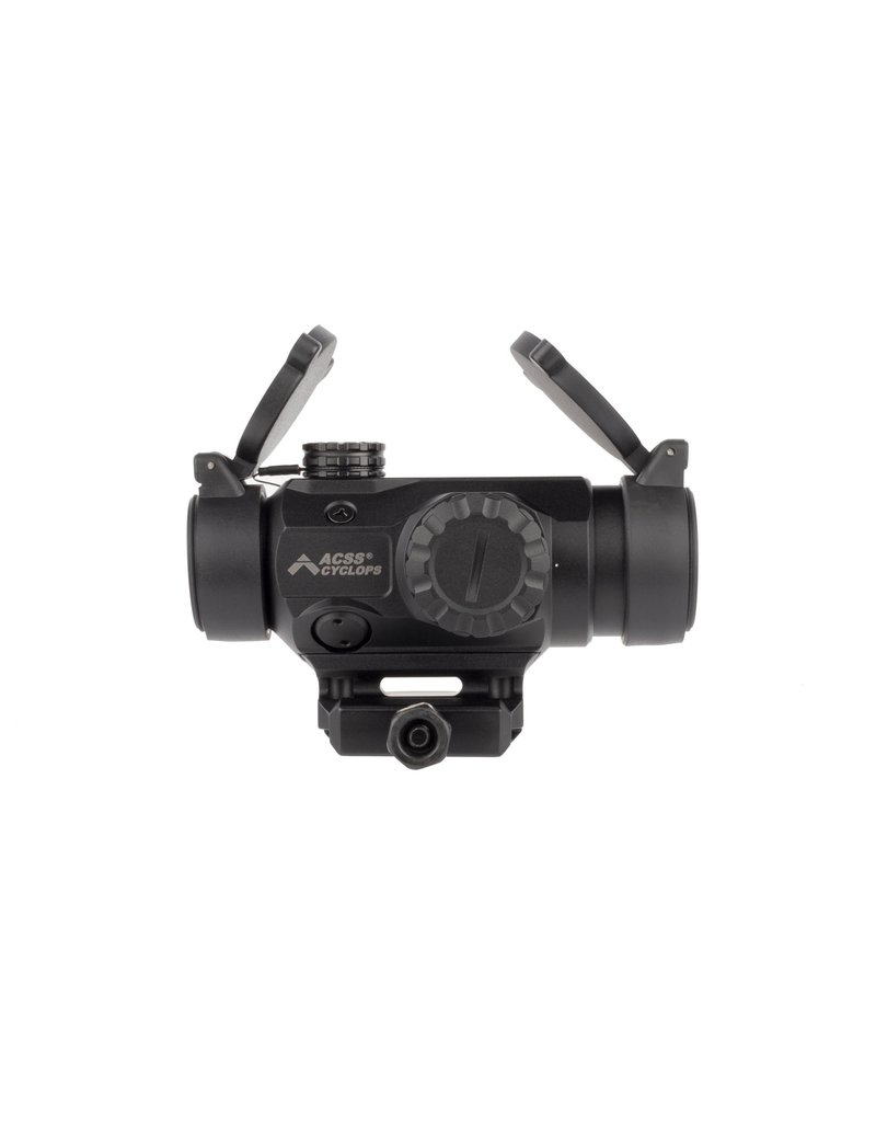 Primary Arms Arms SLx1 Compact 1x20 Prism Scope - ACSS-Cyclops Reticle