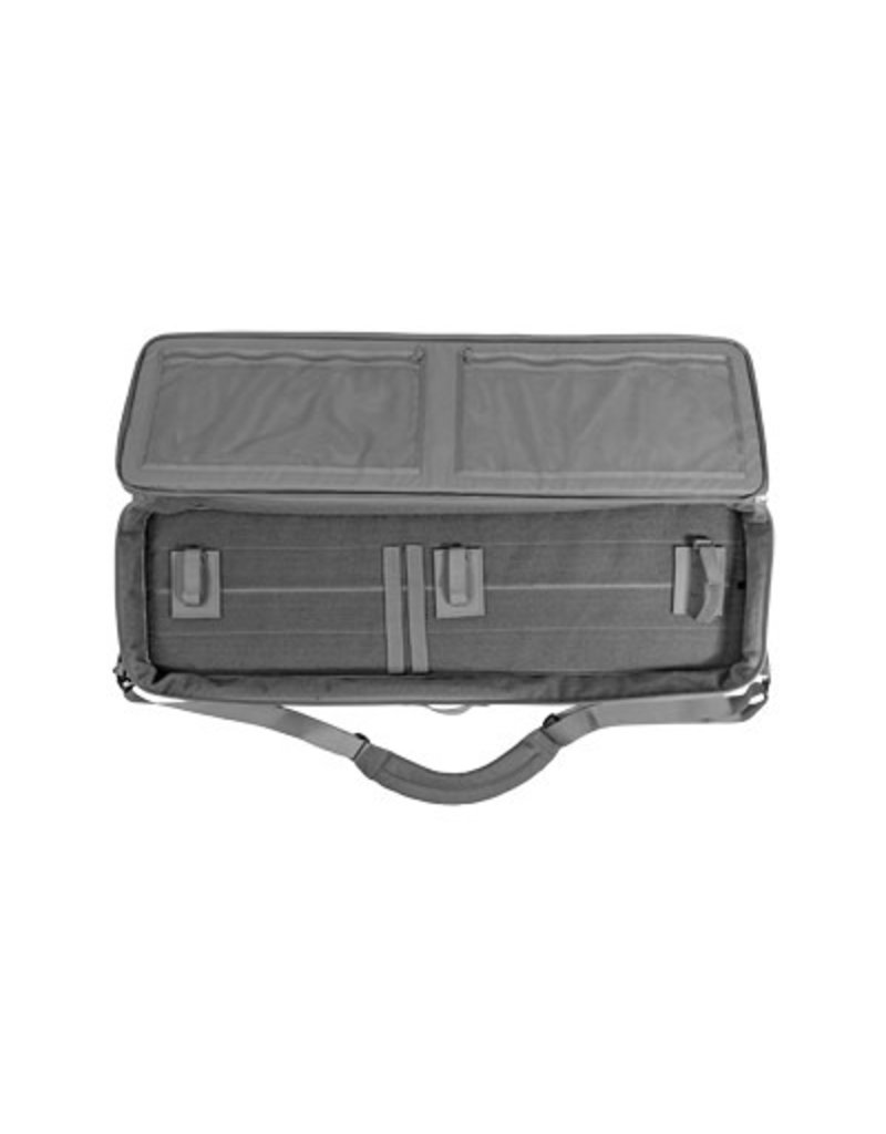 "Grey Ghost Gear 38"" Discreet rifle case Grey"