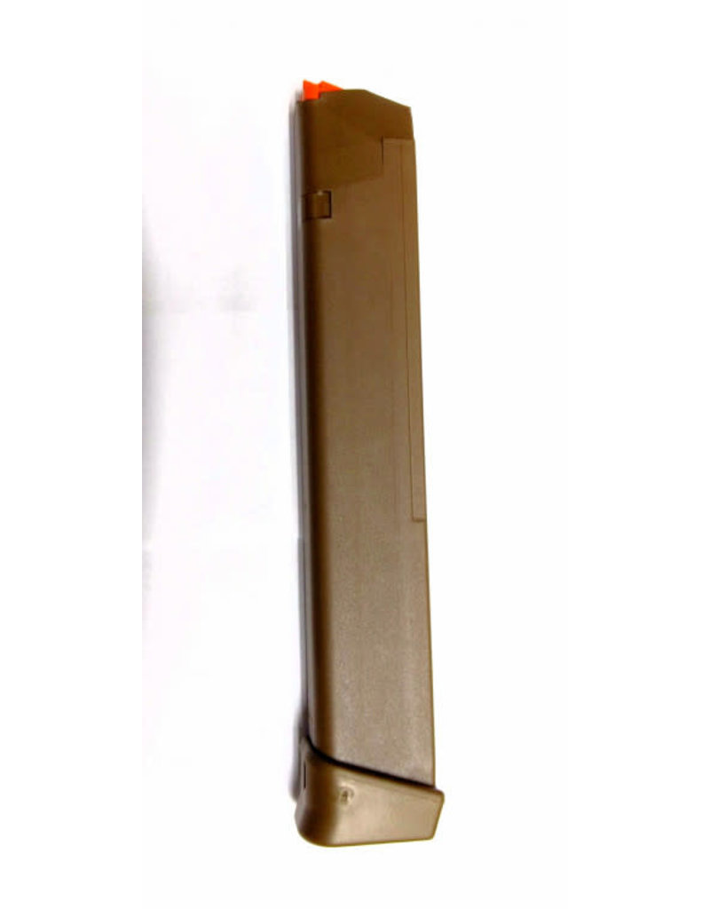 Glock 9MM 33RD FDE MAG