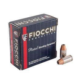 Fiocchi Ammunition FIOCCHI 380ACP 90GR XTP 25/500