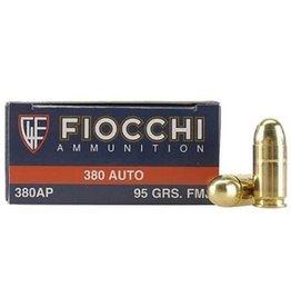 Fiocchi Ammunition FIOCCHI 380ACP 95GR FMJ 50/1000