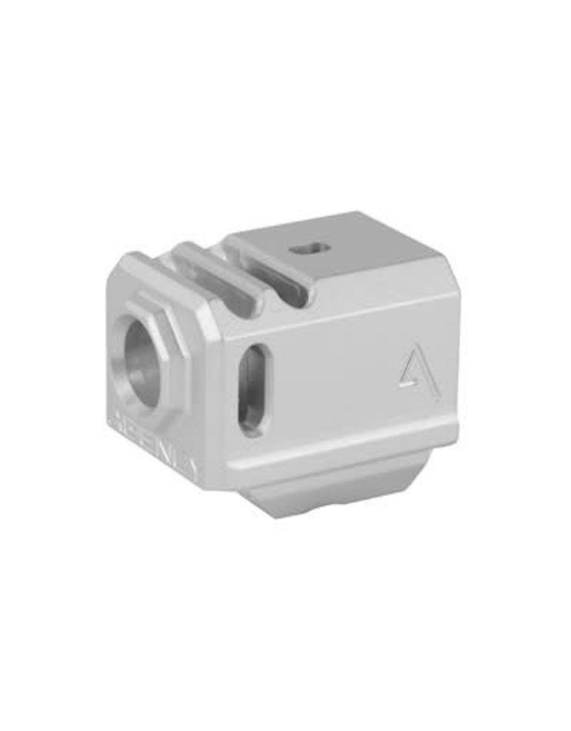Agency Arms AGENCY 417 COMPENSATOR GEN3 GRY