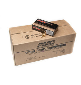 PMC PMC Bronze 9mm 115gr 1000rnds