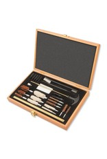 Outers 28pc. Cleaning Kit w/Wooden Box