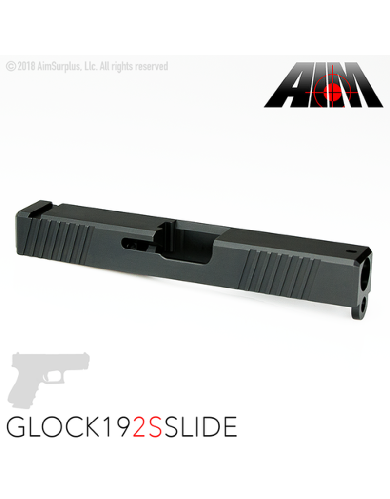 Aim Surplus Glock 19 Slide