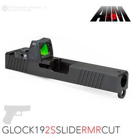 Aim Surplus Glock 19 Slide w/RMR Cut