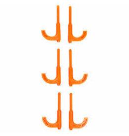 FSDC Orange Rifle Chamber Flag