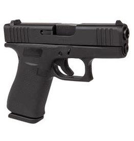 Glock G43X BLK/BLK