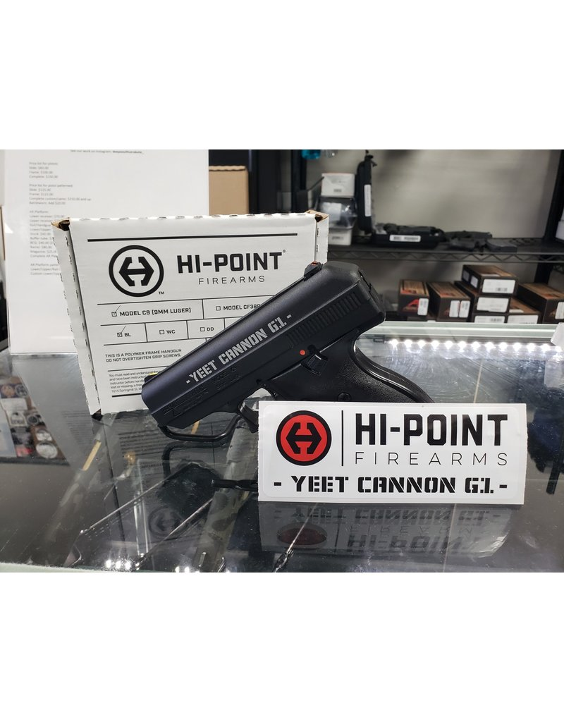 Hi Point YEET CANNON G1 C9