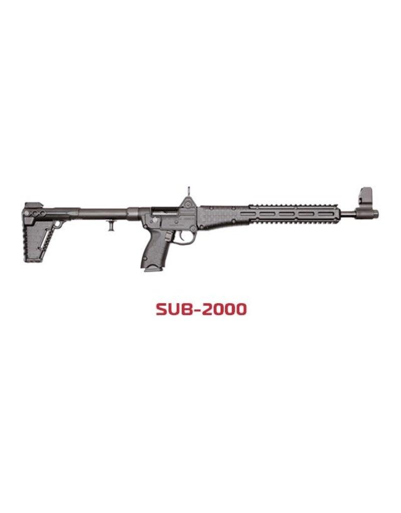Kel-Tec Sub-2000 G17 BLK
