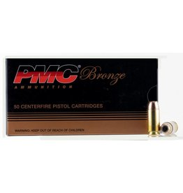 PMC 40S&W 165gr JHP 50rnds