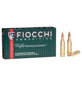 Fiocchi Ammunition FIOCCHI 243WIN 100GR PSP 20/200