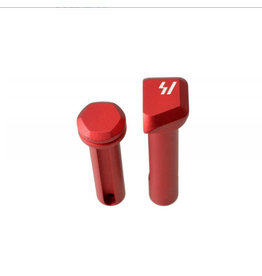 Strike Industries Ultralight Red Pivot/Takedown Pins