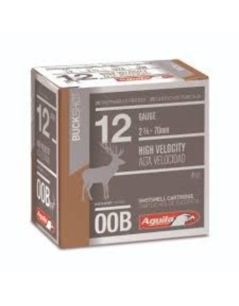 Aguila Aguila 12g 00 Buckshot