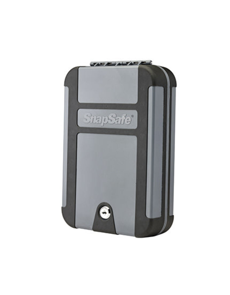 SNAPSAFE SNAP 75212 POLY LOCKBOX XL W/KEY LOCK