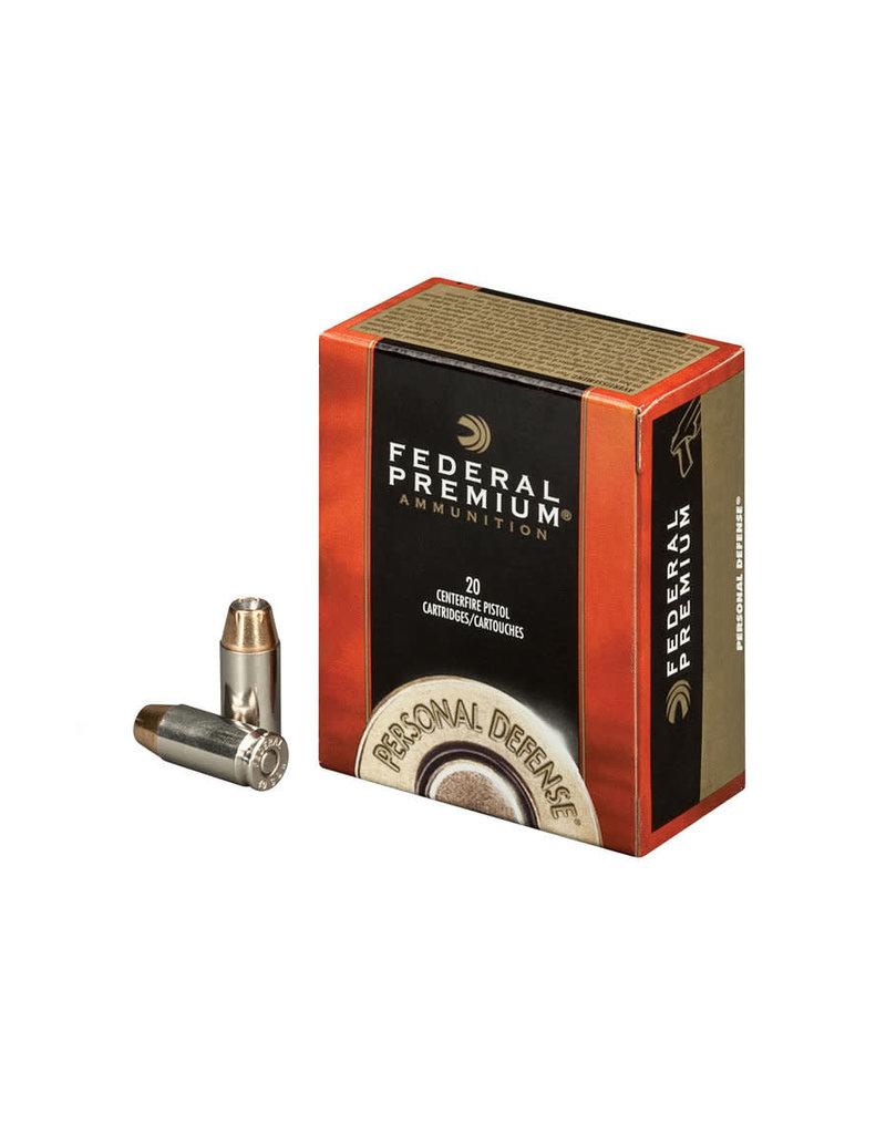 Federal HYDRA-SHOK 45ACP 230GR HP 20/500