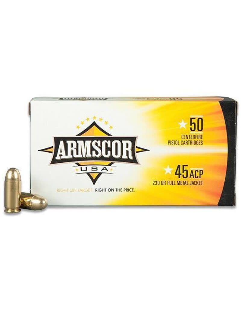Armscor Armscor 45ACP 230gr FMJ