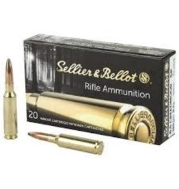 Sellier & Bellot S&B 6.5 Creedmoor 140GR SP