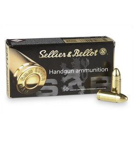 Sellier & Bellot SB9A 115gr 9mm