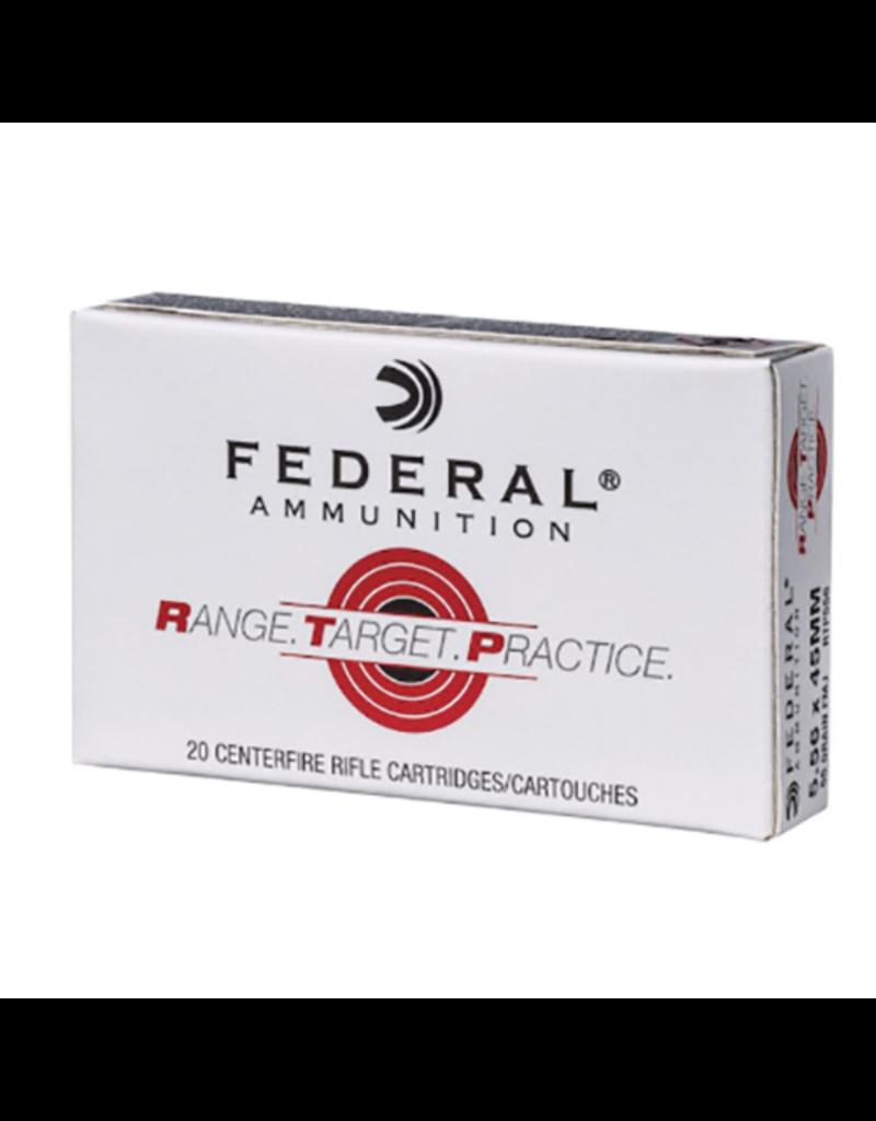 Federal RTP 223 FMJ 55gr