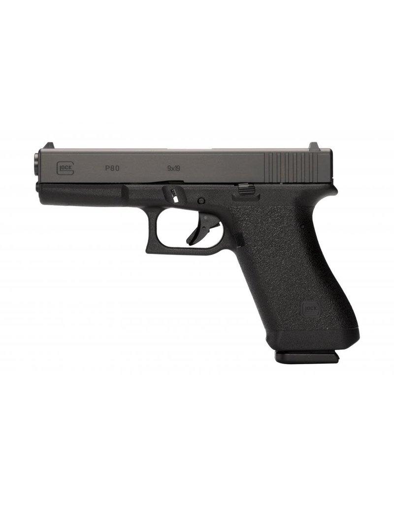 Glock P80 Gen1 GLK BLK 9mm 17+1