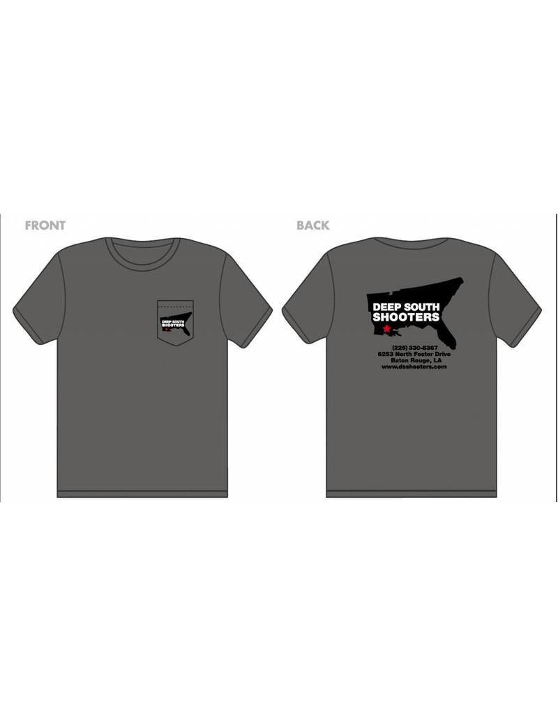 Deep South Shooters Pocket T-Shirts
