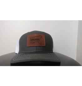 Deep South Shooters Leather Hat