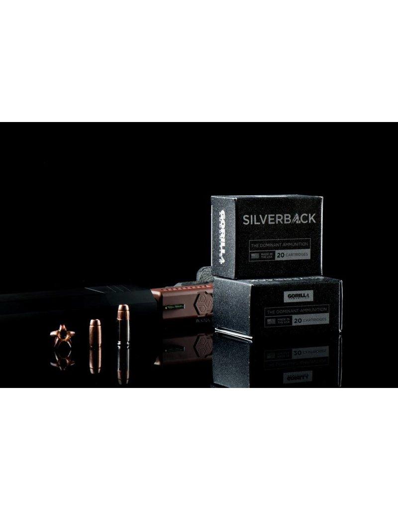 Gorilla Ammunition Company Silverback 9MM 135GR 20