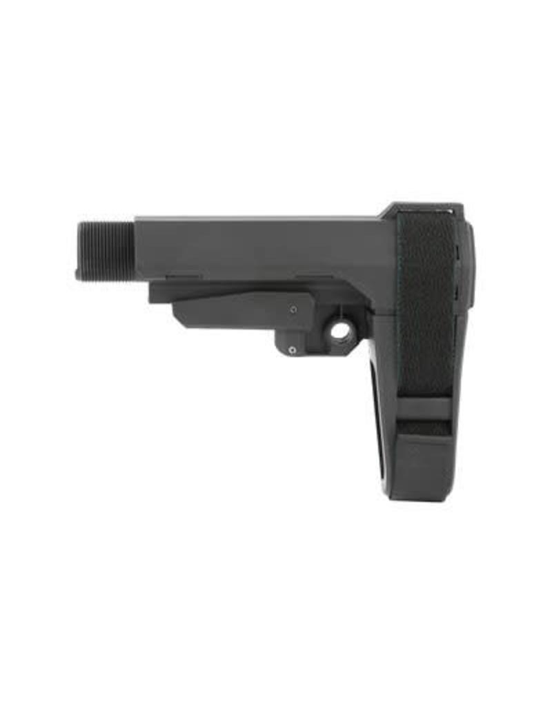 SB Tactical 5 Position AR15 Adjustable Brace blk