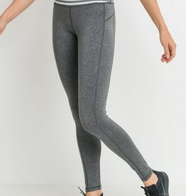 Highwaist Stripes & Colorblock Leggings