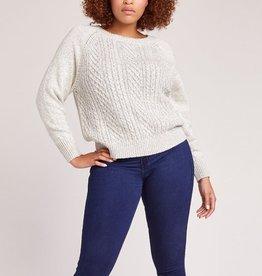 Secret Bow-Mance Sweater