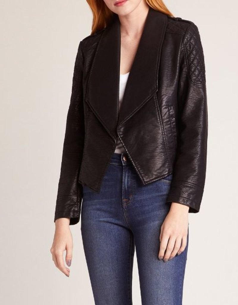 Take The 101 Leather Jacket
