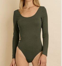 Layering Longsleeve Bodysuit