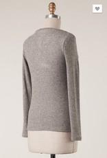Buttoned Long Sleeve Basic