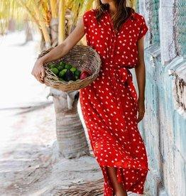 Little Flirt Floral Dress