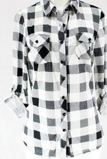 Plaid Checker Shirt