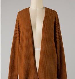 Thermal Knit Cardi