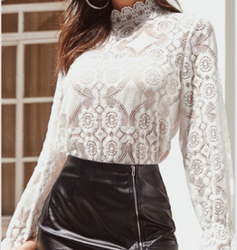 Mckenna Lace Long Sleeve